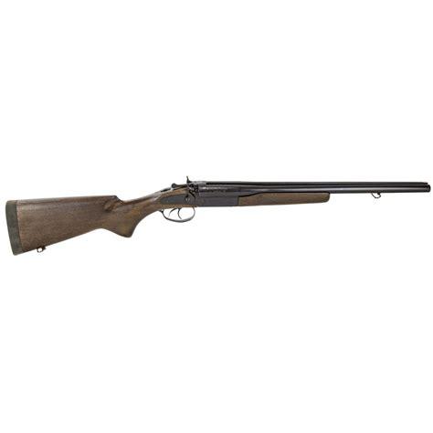 Slickguns Century Arms Coachgun Side-By-Side 20ga 3 20 Blue Wood Slickguns.