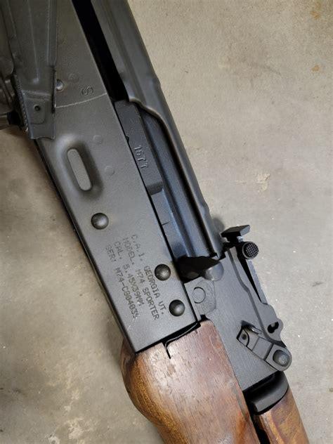 Slickguns Century M74 Slickguns.