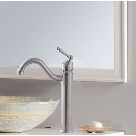Century Single Hole Bathroom Faucet
