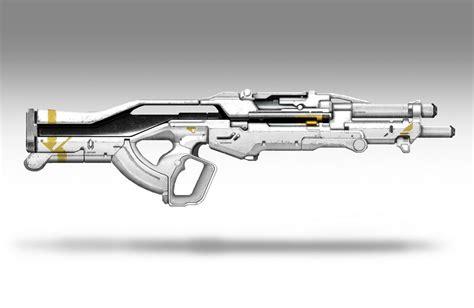 Cerberus Sniper Rifle