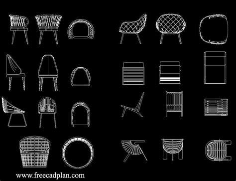 chair design autocad.aspx Image