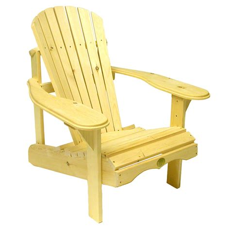 chaise adirondack bear chair