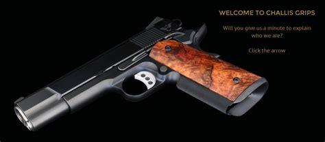Challis Grips And Nikon Monarch Scope Rifle Scopes
