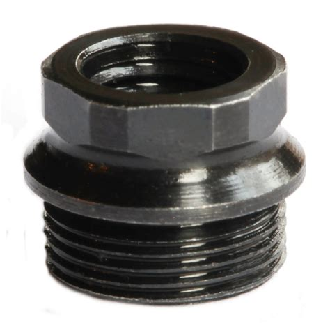 Challis Grips Hex Drive Slim Bushings 1911 Hex Drive Grip Bushing Blue Slim 4 Pack