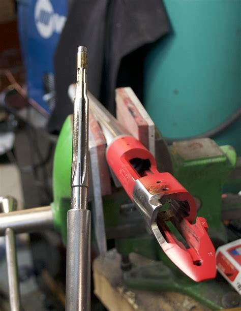 Chambering A Remington 700 Barrel