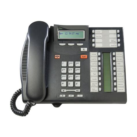 changing time on nortel t7316e telephone pdf manual