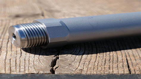 Ruger Changing Ruger American Barrel.
