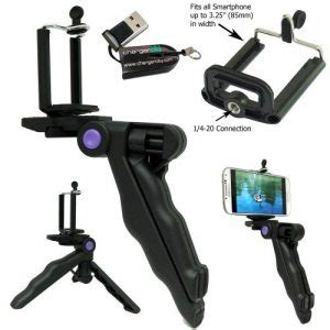 Chargercity Multiuse Handheld Stabilizer Pistol Grip Review