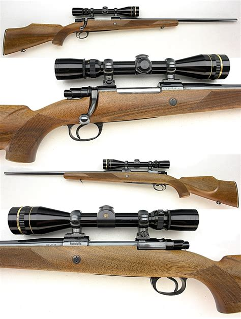 Charles Daly Mauser Action