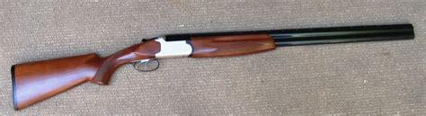Charles Daly Model 105 Over Under Shotgun