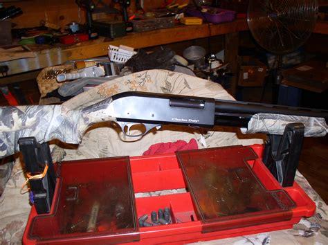 Charles Daly Youth 20 Gauge Pump Shotgun For Sale
