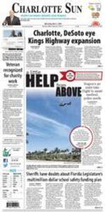 Charlotte Sun Herald Ufdc Home