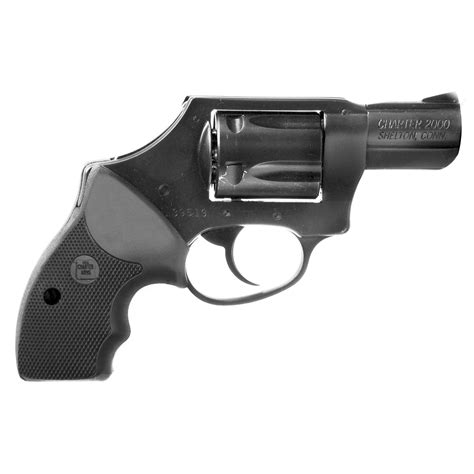 Charter Arms 13811 Undercover Dao 38 Spc 2 5rd Blk Rubber