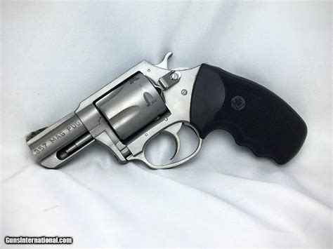 Charter Arms 73520 Mag Pug 5RD 357MAG 38SP P 2 2