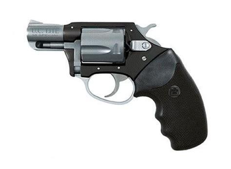 Charter Arms Undercover Revolver 38 Sp 2in 5rd Black Dao
