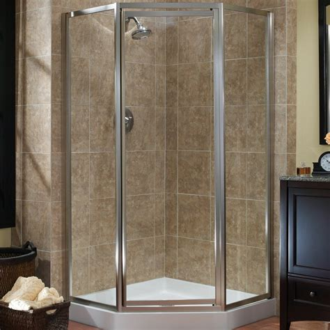 "Chase 0.37"" x 70"" Neo-Angle Shower Enclosure"