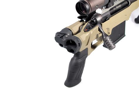 Chassis Bolt Rifle Folding Stock Adapter