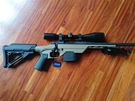 Chassis For Mossberg Rifle