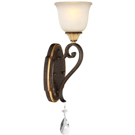 Chateau Nobles 1-Light Bath Sconce