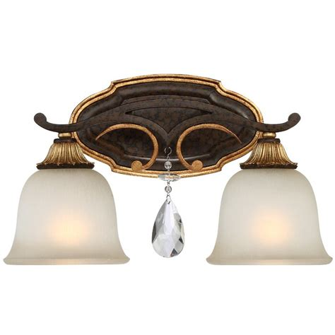 Chateau Nobles 2-Light Vanity Light