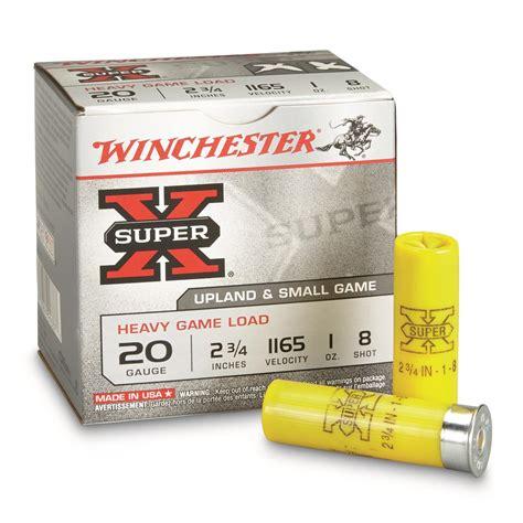 Cheap 20 Gauge Shotgun Ammo