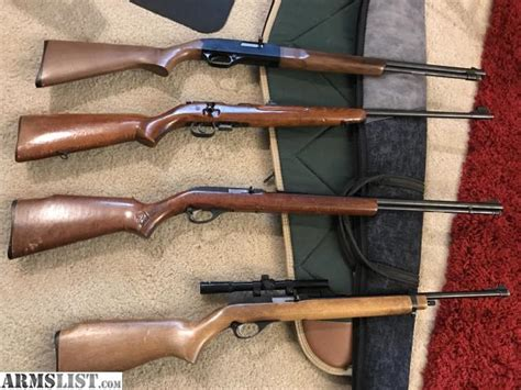 Cheap 22 Rifles For Sale Used And Marlin Firearms 22 Rifle