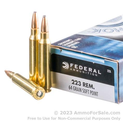 Cheap 223 Hunting Ammo