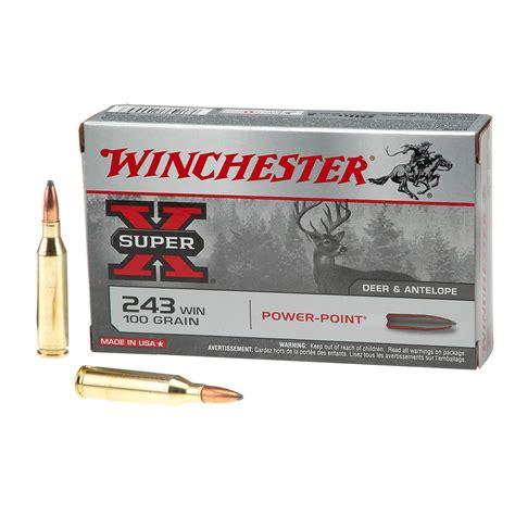 Cheap 243 Ammo