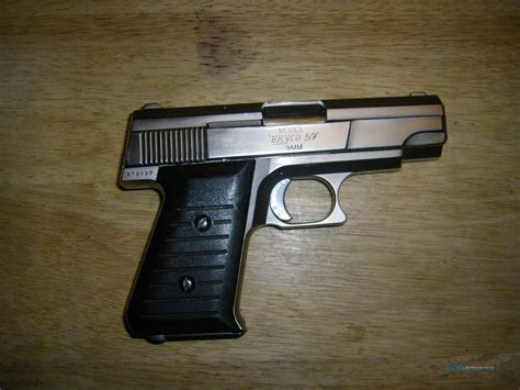 Cheap 9mm Handgun Good For Target Practice
