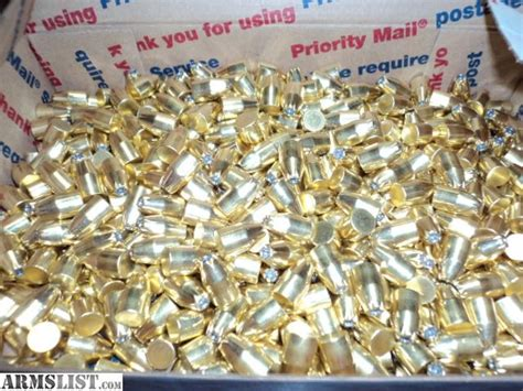 Cheap 9mm Reload Ammo