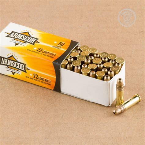 Cheap Bulk 22 Long Rifle Ammunition