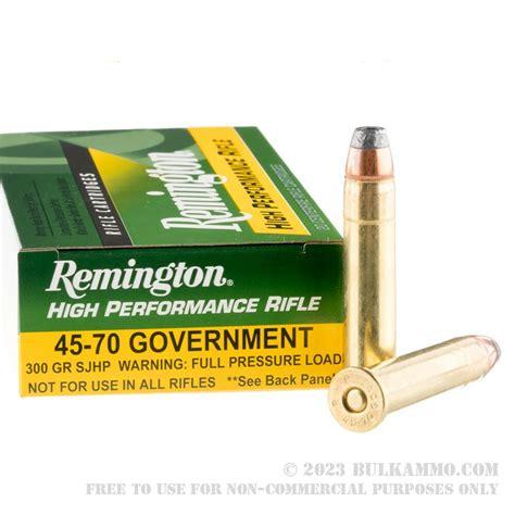 Cheap Bulk 4570 Ammo