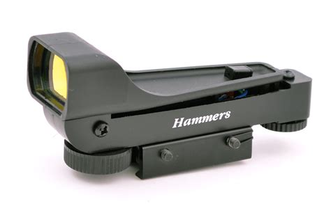 Cheap Reflex Sights For 22 Rifle Grooved Receivers