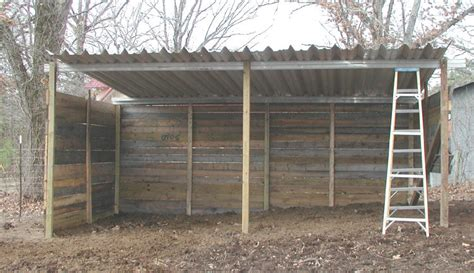 Cheap lean to shed Image