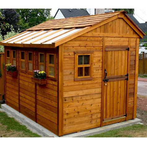 Cheap outdoor storage sheds Image