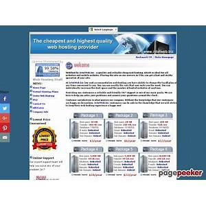 Cheap web hosting $3 $25 per year unlimited domains web hosting guides