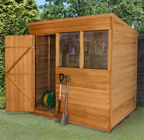 Cheap wooden storage sheds Image