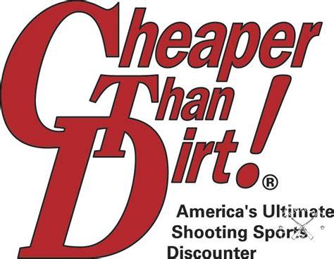 Cheaper Than Dirt - Gun Deals Discount Ammo Firearm