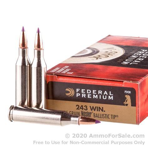 Cheapest 243 Ammo Bulk