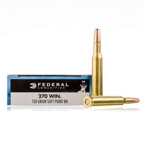 Cheapest 270 Ammo Bulk