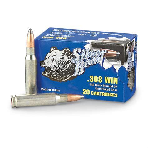 Cheapest 308 Match Ammo