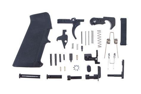 Cheapest Ar 10 Complete Lower Parts Kit With Stock