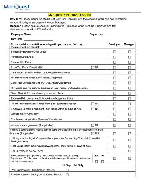 Checklist Forms Templates CV Templates Download Free CV Templates [optimizareseo.online]
