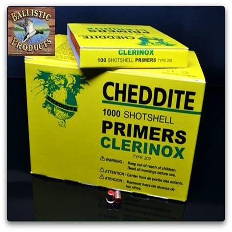 Cheddite 209 Shotshell Primers