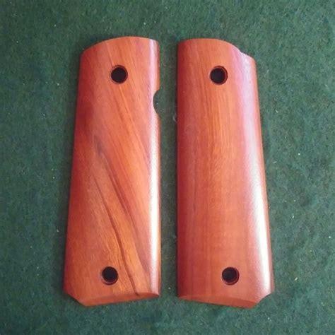 Cherry Pistol Grips