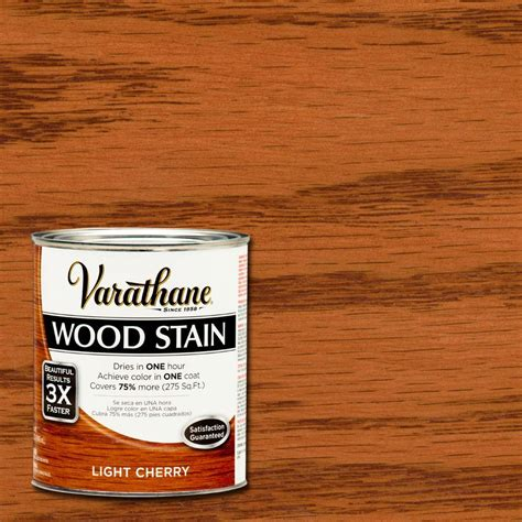 Cherry wood stain Image