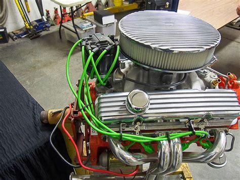 Chevrolet Smallblock Remanufactured Engines
