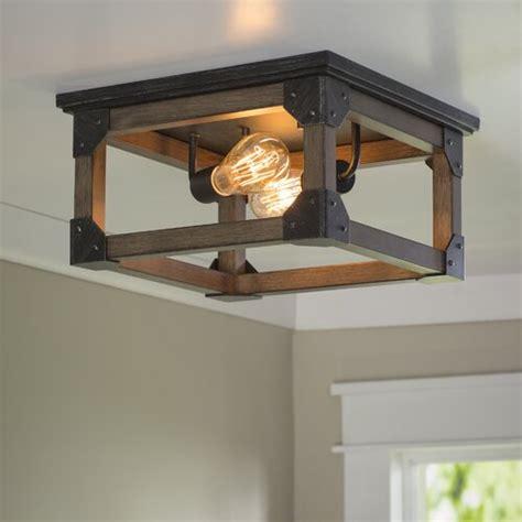 Cheyanne 2-Light Steel Vanity Light