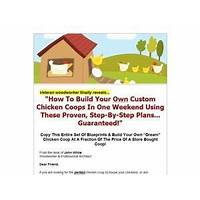 Chicken coop guides: highest converting front end on cb online coupon