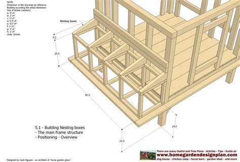 Chicken Coop Plans Free Download PDF